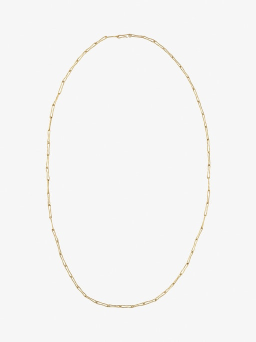 Thin flow necklace photo