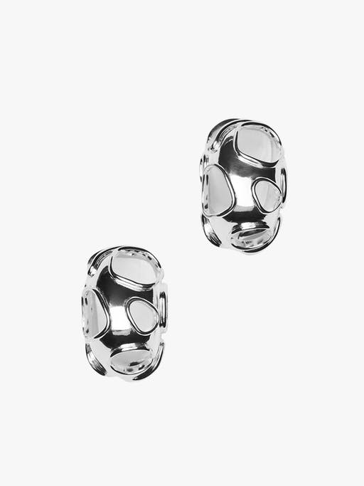 Cut out clip earring photo