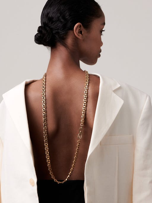 Givenchy chain necklace photo