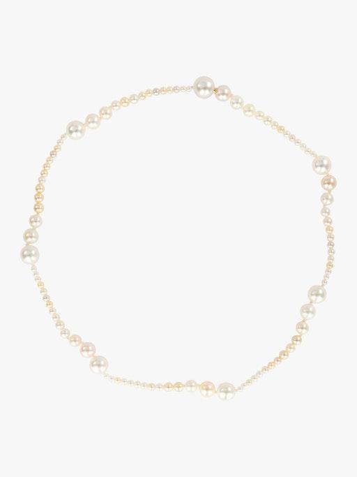 Naos pearl necklace photo