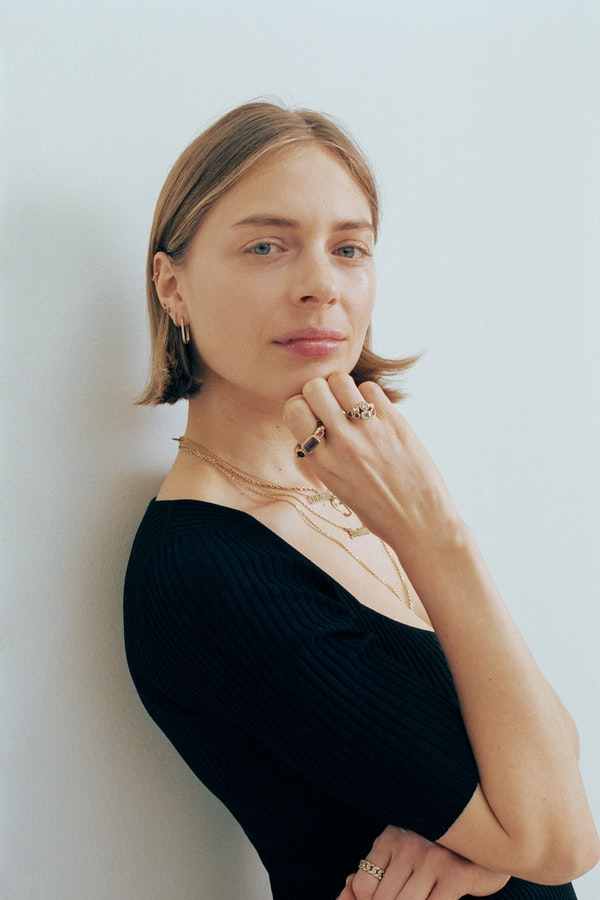 Jewellery Stories: Julie Loui Grundtvig